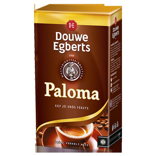 Кава мелена DOUWE EGBERTS Paloma 250 г - Продукты -товары из Венгрии и Европы опт- розница https://decorpresent.com.ua    в Закарпатской области