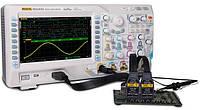 Rigol MSO4032. 350 МГц Осциллограф смешанных сигналов(I2C, SPI, RS232, UART, FlexRay, LIN, CAN)