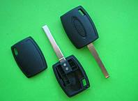 Ford - заготовка ключа под чип и ТРХ, HU101