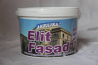 Водоэмульсионная краска Akrilika Фасад (4,2 кг)