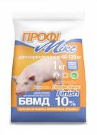 БВМД профимикс финиш 10% для поросят 10-25 кг, 1 кг
