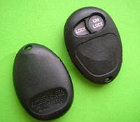 GMC - корпус пульта 2 кнопки