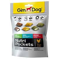 Nutri Pockets Микс для собак, пищевая добавка  для зубов, 150г