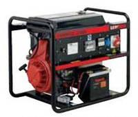 Однофазный дизельный генератор GENMAC Combiplus 5700LE (5,5 кВт)