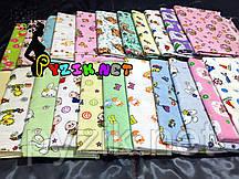 Комплект нежные байковые пеленки (5 шт)