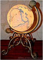 Соляная лампа Глобус