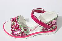 Детские нарядные босоножки бренда Y.TOP для девочек (рр. с 25 по 30)