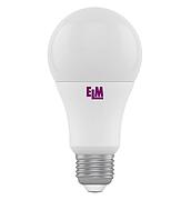 Лампа светодиодная B60 12W E27 3000К 980 Lm ELM