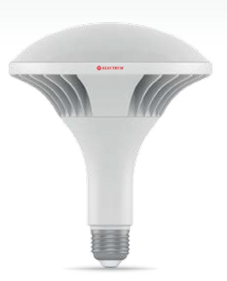 Лампа светодиодная LF50 50W E27 5000К 4500 Lm ELECTRUM высокомощная