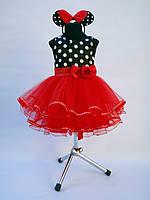 Детское нарядное  платье Микки, фото 1