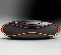 Портативная Bluetooth MP3, FM колонка SPS X6/Z169  MicroSD , Хит продаж