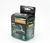 Налобный фонарик с зумом Bailong BL-6611   , Хит продаж