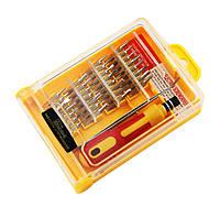 Профессиональный набор отвёрток 32в1 универсальный для телефонов, ноутбуков и прочей электроники! Качество! , Хит продаж