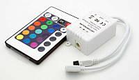 Пульт+контроллер для RGB светодиодной ленты, Хит продаж