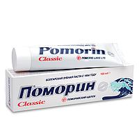 Зубная паста Поморин, Болгария.