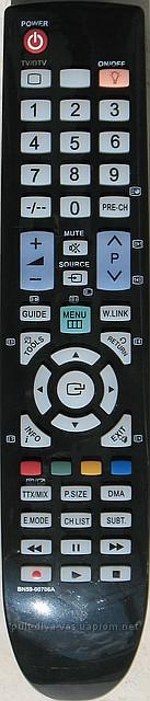 Пульт от телевизора SAMSUNG. Модель BN59-00706A