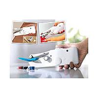 Мини швейная машинка (ручная) Handy Stitch, портативная, Хит продаж