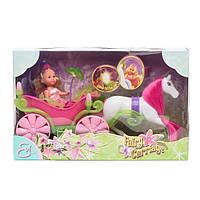Кукольный набор Simba Эви и сказочная карета с лошадью (5735754)***, фото 1