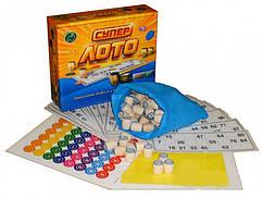 Супер лото ,игра для всей семьи