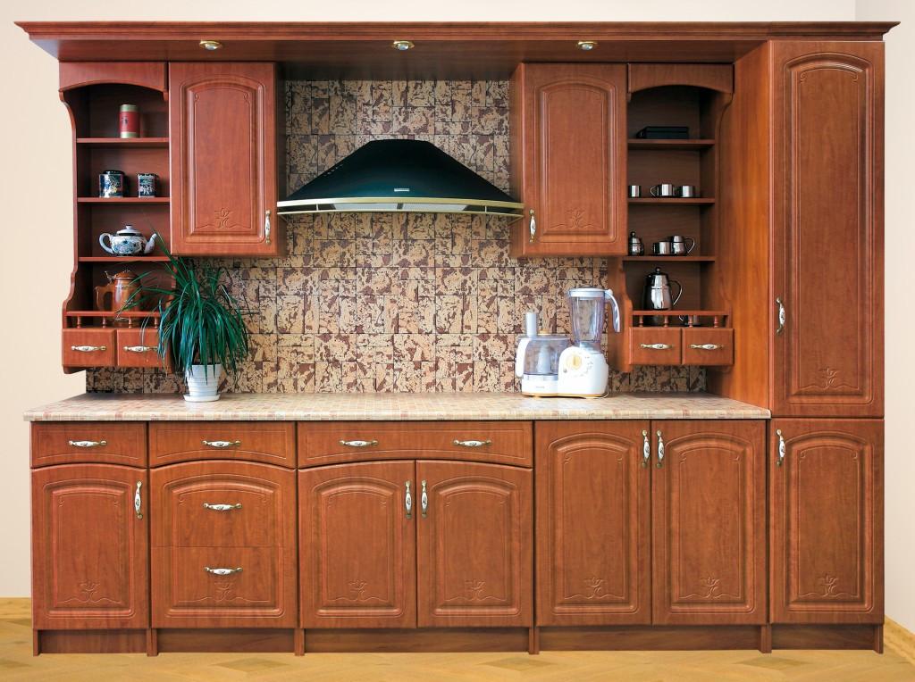 Барбара модульная кухня Мебель-Сервис 2900 мм