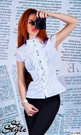 Блуза В2