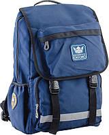 Рюкзак подростковый OX 228 синий Oxford