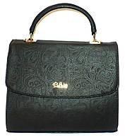 Каркасные сумки (ЧЕРНЫЙ - УЗОР)