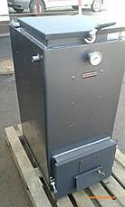 Котел с блоком управления и вентилятором Холмова СТАНДАРТ 15 кВт, фото 3