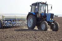 Сев зернобобовых и яровых зерновых выполнен на 16%