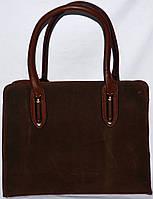Женские сумки (КОРИЧНЕВЫЙ - ЗАМШ)