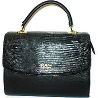 Каркасные сумки (ЧЕРНЫЙ - КРОКОДИЛ)