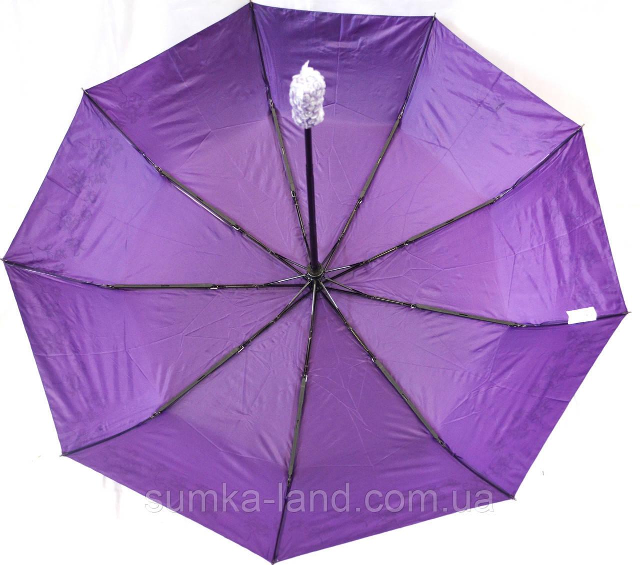 Зонты женские АВТОМАТ (10 цветов)
