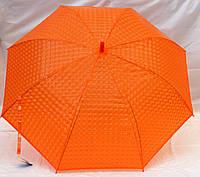 Зонты - трость силиконовые 3D (5 цветов)