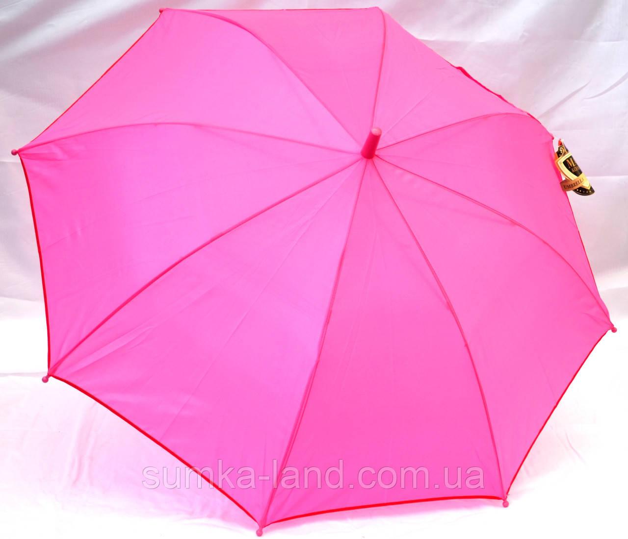 Детский зонт трость (6 цветов)
