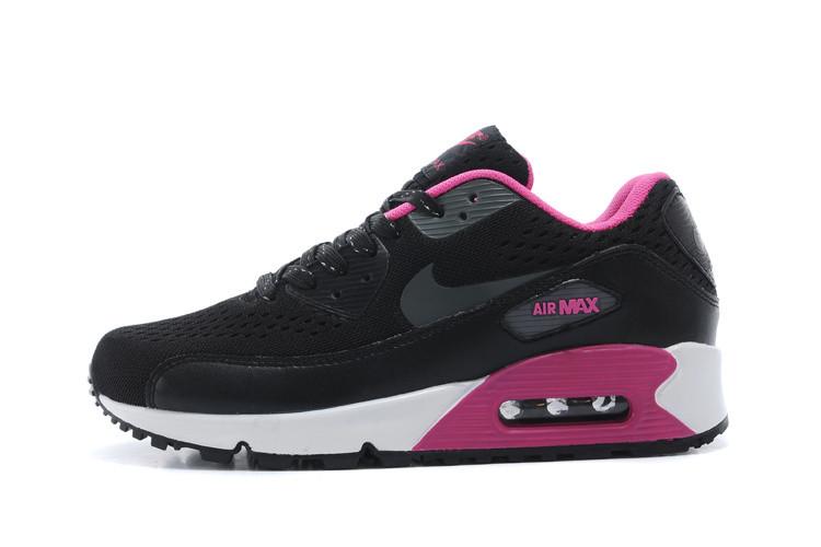 be23989c Кроссовки Nike Air Max 90 Black Pink Черные Женские — в Категории ...