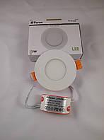 Встраиваемый светодиодный светильник Feron AL510 3W 4000К