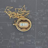 Электроника 62 электронные часы-кулон Беларусь