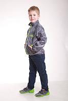 Ветровка для мальчика, рост 128 см.