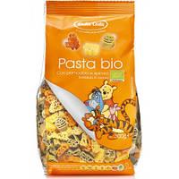 Макароны детские Dalla Costa Bio «Винни-Пух» с томатом и шпинатом, 300 г.