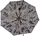 Зонты женские ПОЛУАВТОМАТ (6 цветов), фото 3