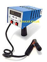 Цифровая нагрузочная вилка НВ 04 Орион для проверки аккумулятора 12В и 24В