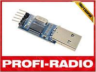 USB адаптер, конвертер RS232 TTL PL2303 Arduino