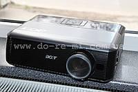 HDMI 3D DLP проектор Acer P5271i WiFi 1024x768p 3100Lm Качественный для кино презентации дома игр