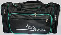Дорожная сумка Wallaby (черный)