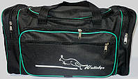 Дорожная сумка Wallaby (черный), фото 1