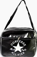 Планшет Converse кож.зам (черн)