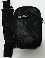 Барсетка спортивная размер (14х9х5) (черный), фото 1
