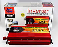 Инвертор, Преобразователь AC/DC UKC DP-2500W