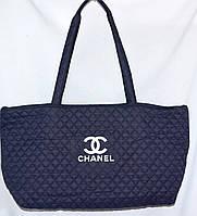 Сумки женские стеганные Chanel (СИНИЙ)