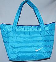 Женские спортивны сумки (ГОЛУБОЙ)